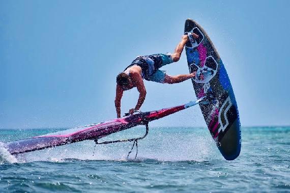 Windsurf, Kitesurf and Foil