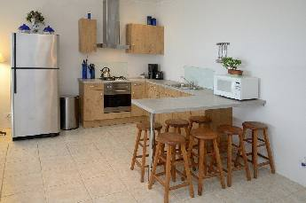 Large Ocean View Studio with fully equipped kitchen