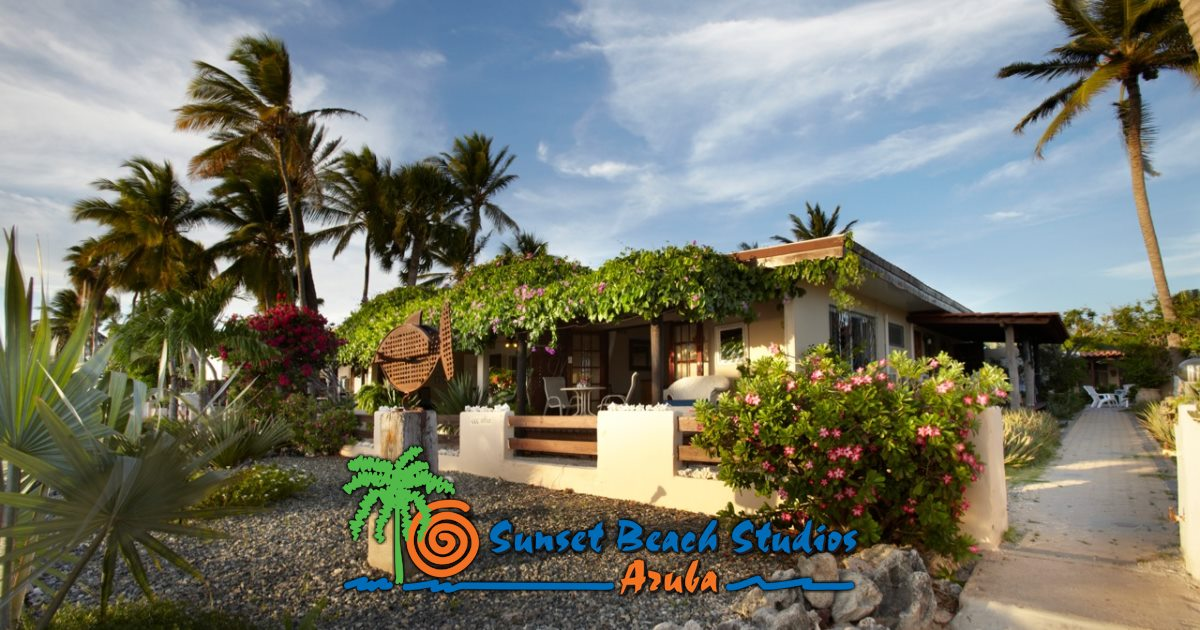 Aruba Apartments   Sunset Beach Studios   Intimate Resort